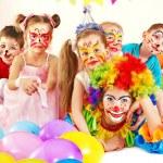 Child happy birthday party ....