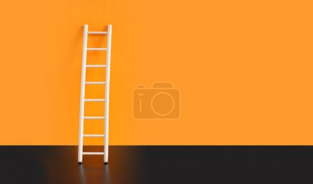 Ladder Near Wall