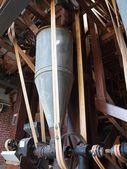 Vintage Rice Hulling Machine