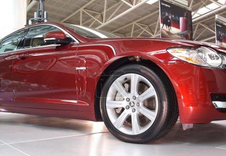 Brand New Jaguar Luxury Car