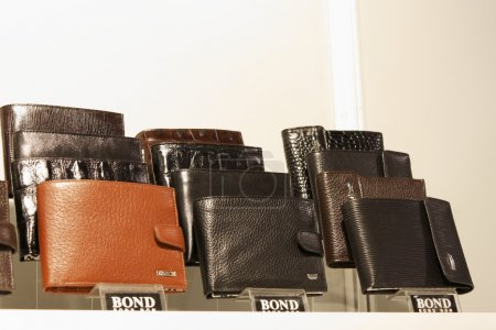 International exhibition of footwear and leather goods