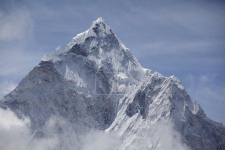 Photo pour AMA dablam, gamme de l'himalaya, Népal. - image libre de droit