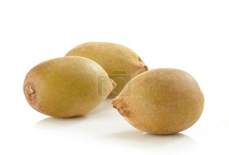 Fresh kiwi fruits
