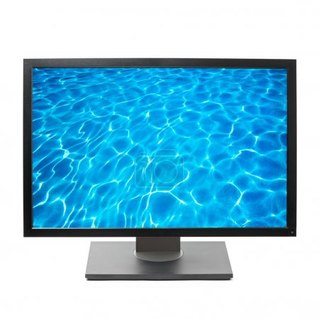 Flat screen HDTV TV