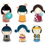 Japanese traditional dolls...