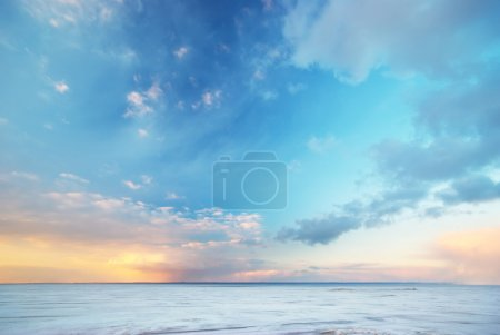 Photo for Sky background - Royalty Free Image