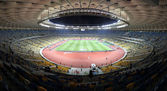 Olympic stadium (NSC Olimpiysky) in Kyiv