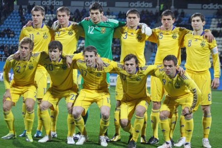 Ukraine Under-21) national team