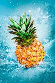 "Постер, картина, фотообои ""Fresh pineapple"""