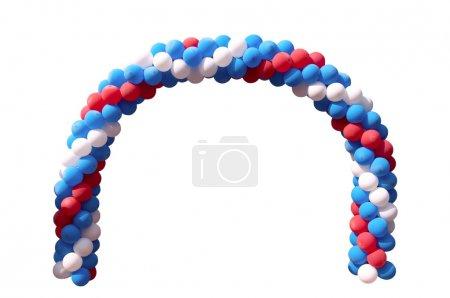 Motley arch