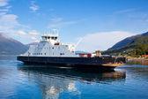 Ferry in Norway