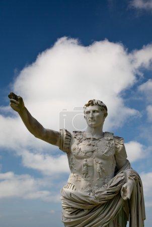 Roman Emperor Augustus Statue