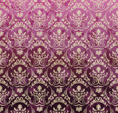 Seamless Background Violet royal set retro style wallpaper vintage with soiled Vector illustration