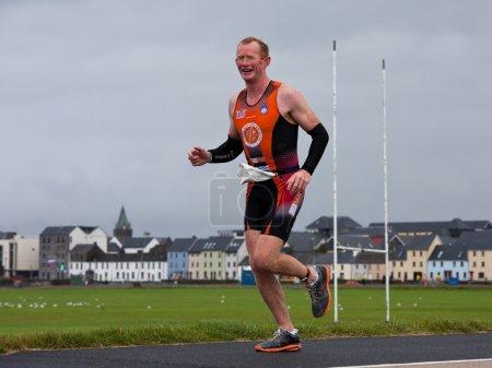 Runner, triathlon