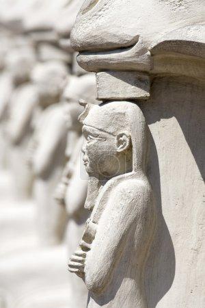 Symbols of Egypt.