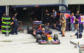 SEPANG, MALAYSIA - APRIL 8: Jaime Alguersuari (team Scuderia Tor