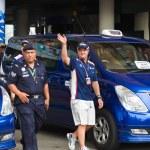 SEPANG, MALAYSIA - APRIL 10: Rubens Barrichello (t...
