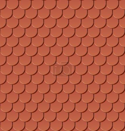 Ыeamless сlay roof.