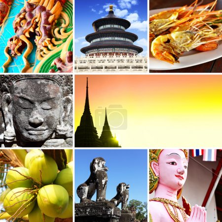 Photo for Asia - Set of shots from South-East Asia - Royalty Free Image