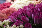 Květiny trh