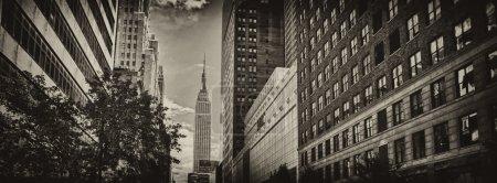 Photo pour Gratte-ciel de manhattan, new york city - image libre de droit
