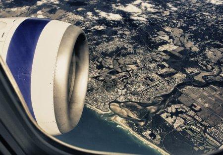 Aircraft Scene in Australia