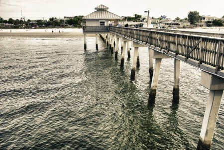 Pier in Fort Myers, Florida