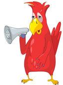 Funny Parrot Speacker