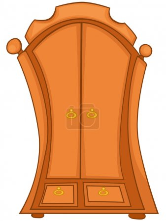 Cartoon Home Furniture Wardrobe