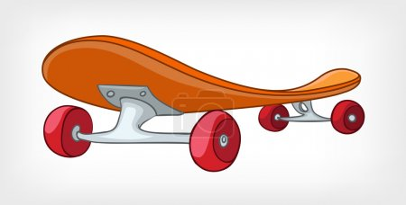 Cartoon Home Miscellaneous Skateboard