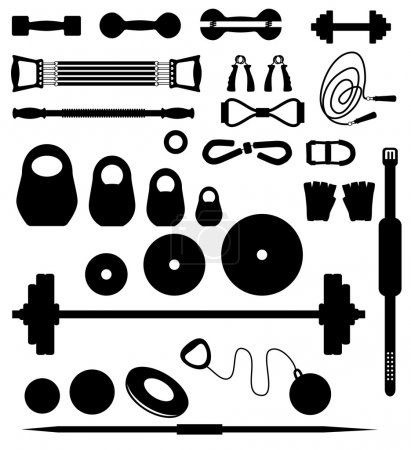 Weightlifting equipment