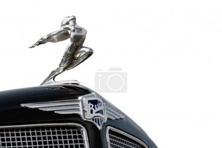 Logo of buick emblem on