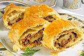 Pie with ground beef