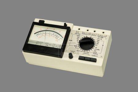 Analog Multimeter.