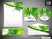 Professionelle Unternehmensidentität-Kit oder Business-Set mit artisti