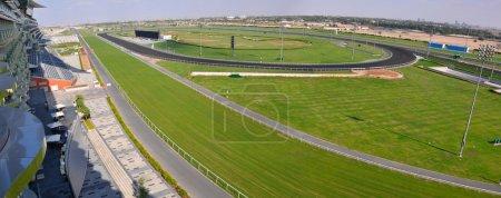 Meydan Racecource. Dubai, UAE