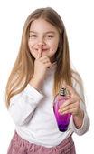 Tajemství holčičky