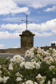 Cross monument, Enna