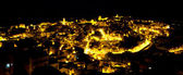 Enna in the night