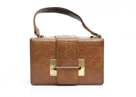 Woman's leather bag