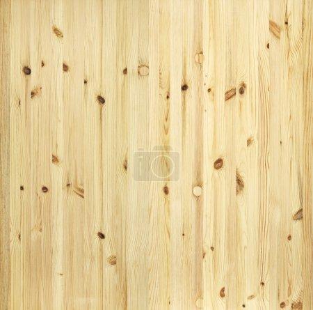 Photo pour Texture de sol en bois de pin - image libre de droit