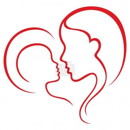 Motherhood love