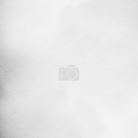 Photo for Fine fiber white paper background, plenty of copy space for your text, isolated on white - Royalty Free Image
