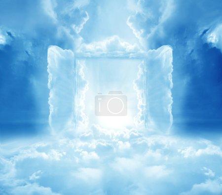 Foto de Puertas al cielo - Imagen libre de derechos
