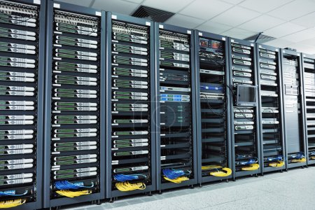 Network server room