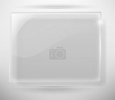 Illustration pour Plan vectoriel abstrait sur mur blanc eps 10 - image libre de droit
