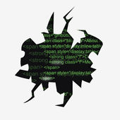 Abstract Vector Hole with Program Text - eps10