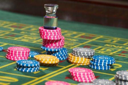 Roulette casino...