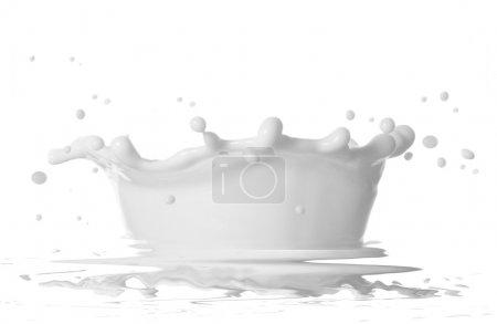 Photo for Milk milkshake - Royalty Free Image
