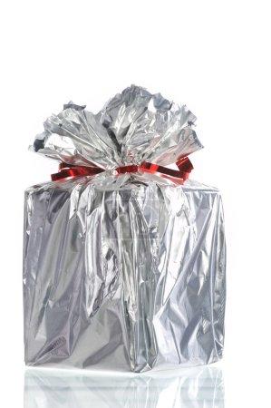Photo pour Boîte-cadeau - image libre de droit